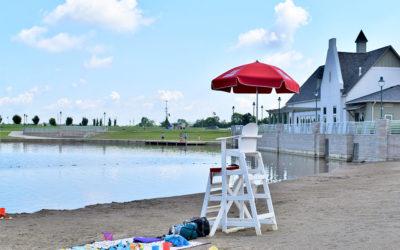 Saxony Lake & Beach