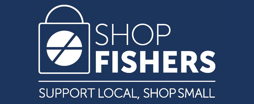 shop fishers summer series july 16-23 thisisfiishers.com/shopfishers