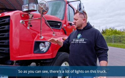 Touch a truck virtual tours