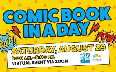 5 Things to Know about Comic Book in a Day