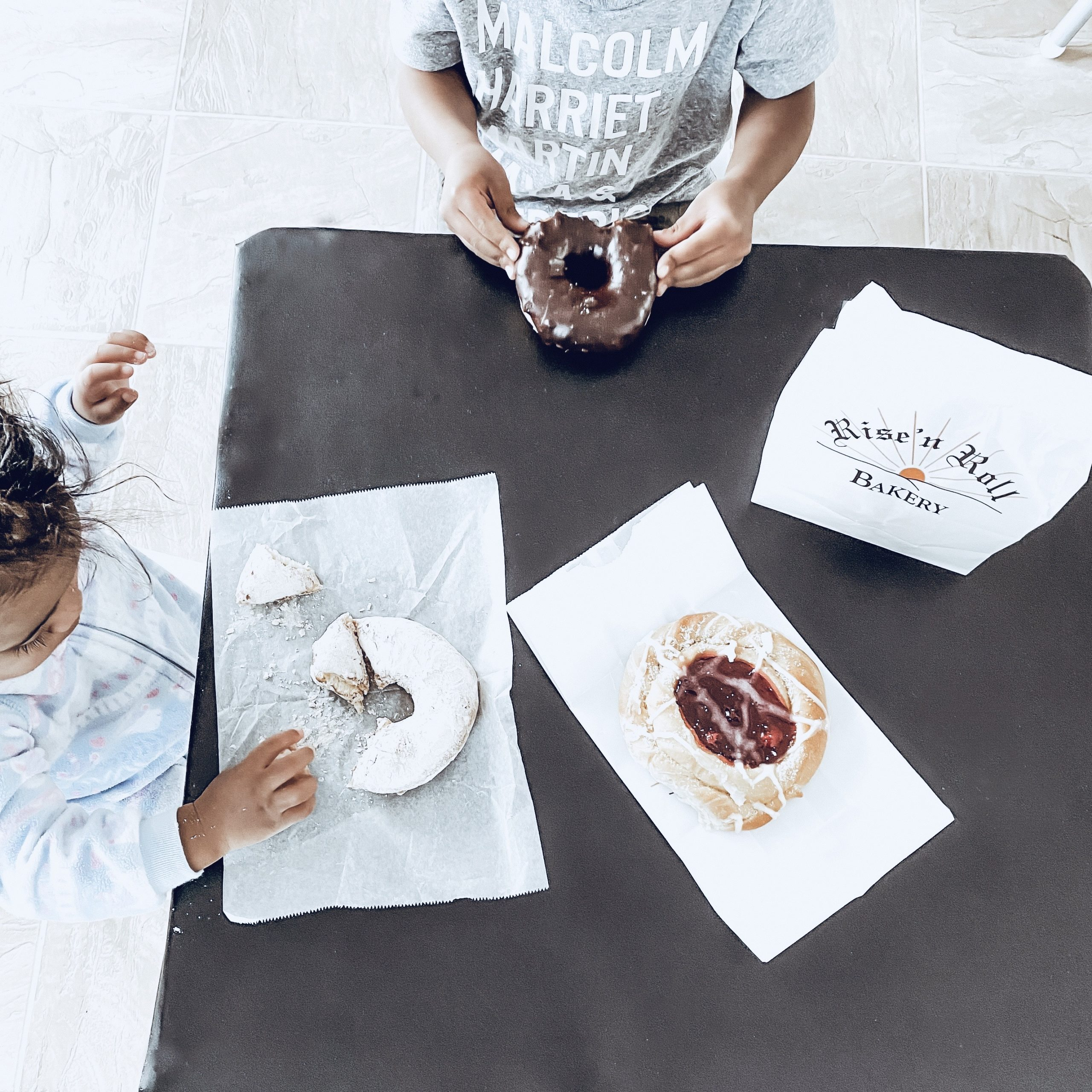 rise'n roll donuts