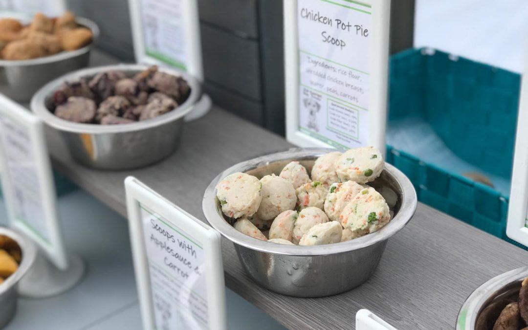 Farmers' Market Friday: AW Gourmet Dog Treats