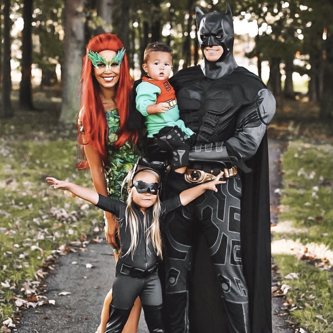 Batman & Robin @mrswoodtomotherhood