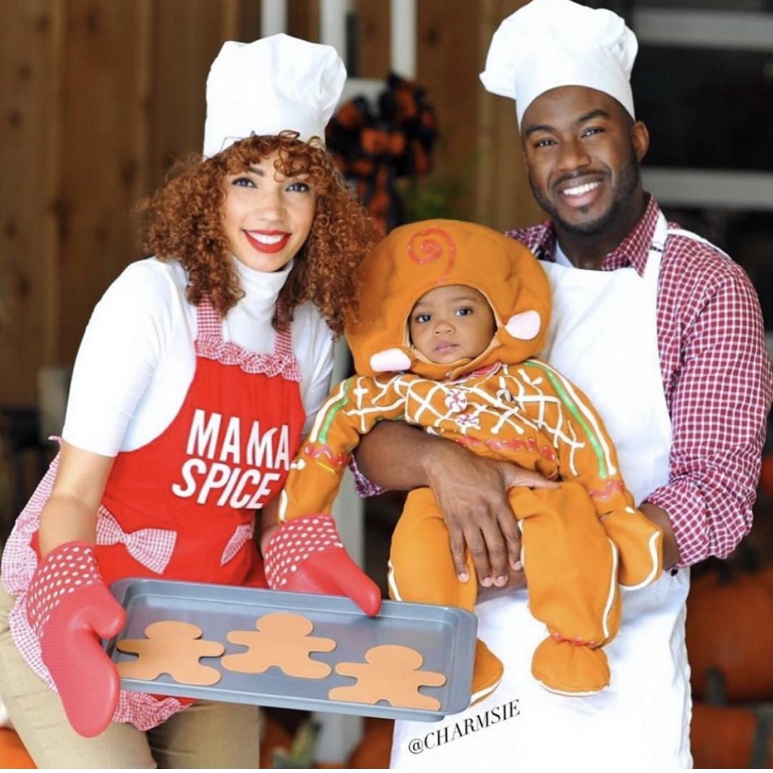 Gingerbread Man @charmsie