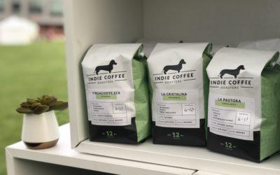 Farmers' Market Friday: Indie Coffee Roasters