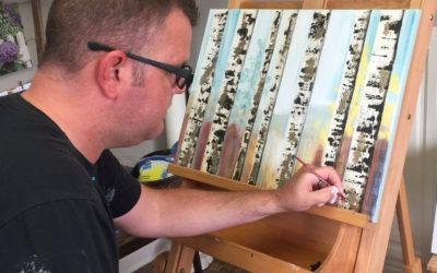 Artist Profile: Michael McGuire