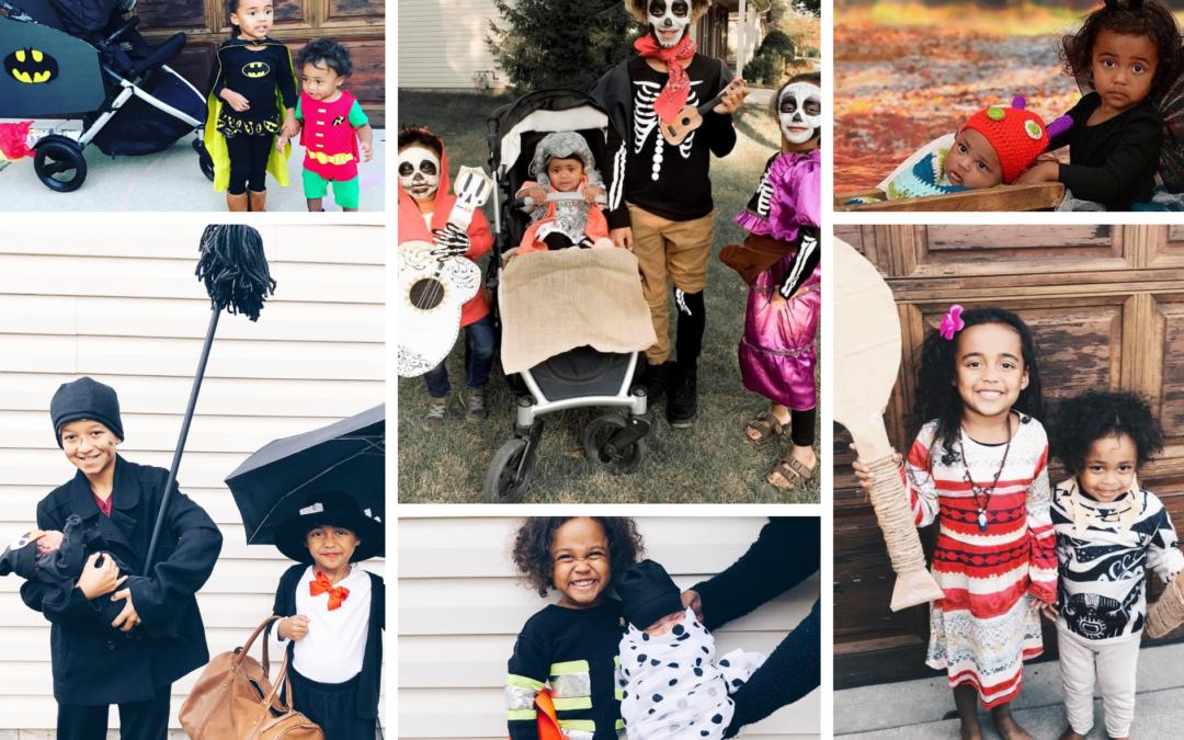 20 DIY Family Halloween Costumes