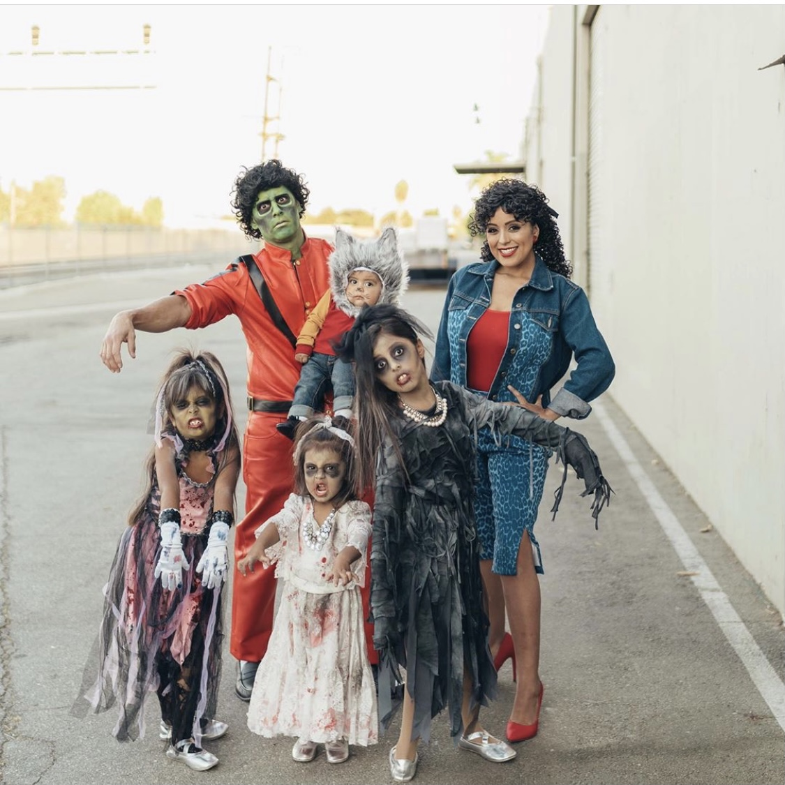 Thriller Party of 6 @readysetrico