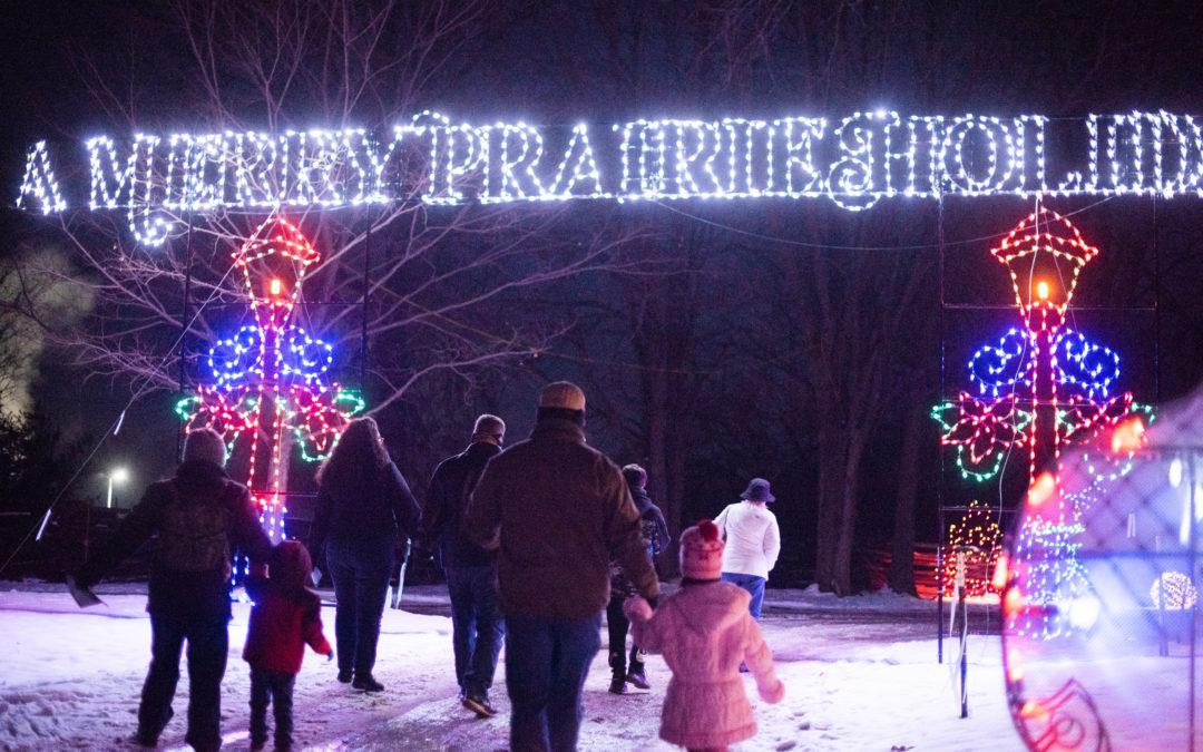 A Merry Prairie Holiday Returns to Conner Prairie