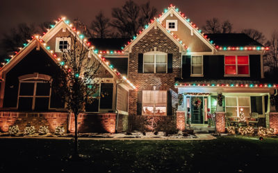 Must See Holiday Lights in Fishers
