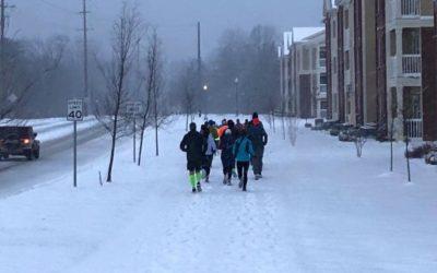 Winter Running Trails & Tips