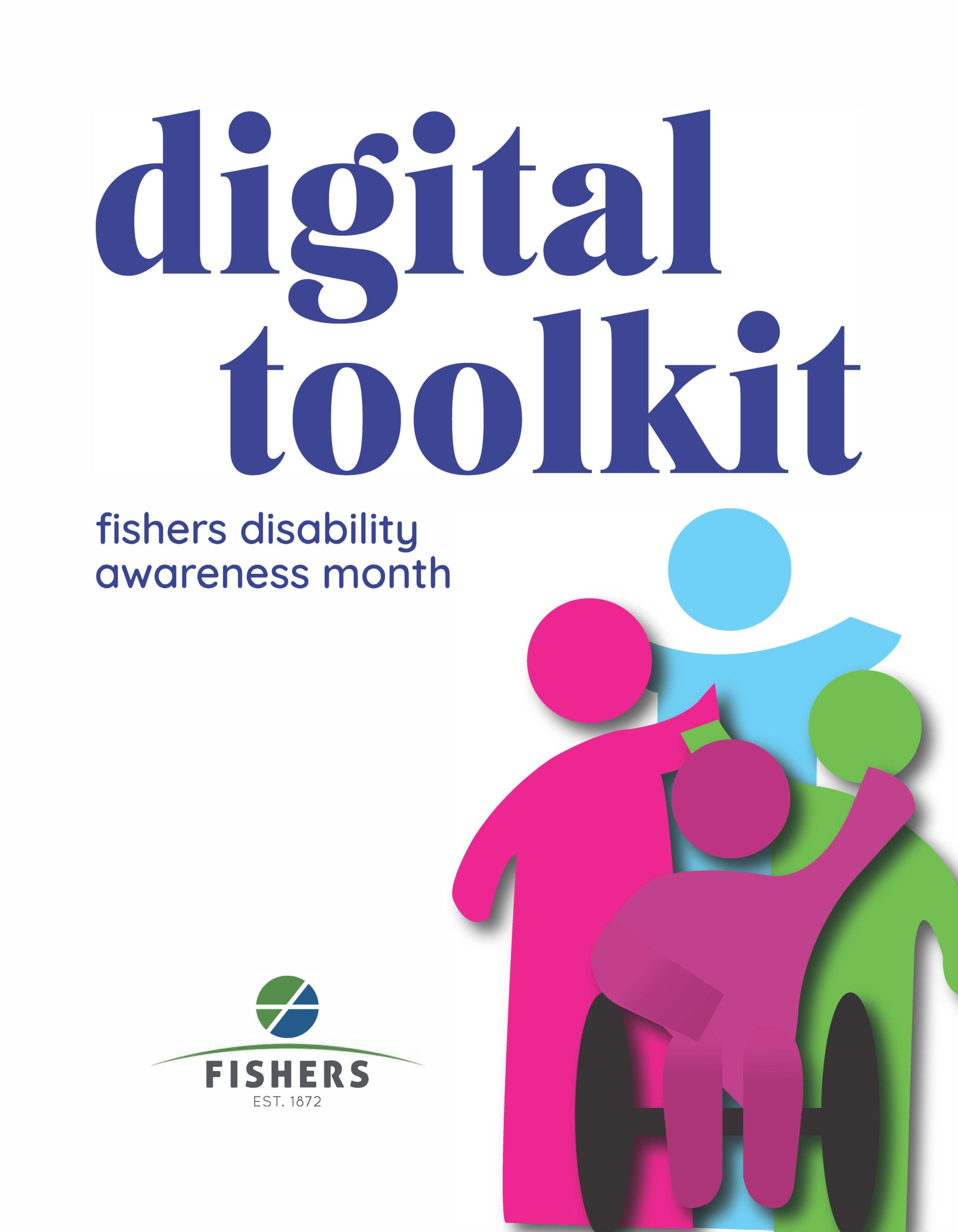 digital toolkit fishers disability awareness month