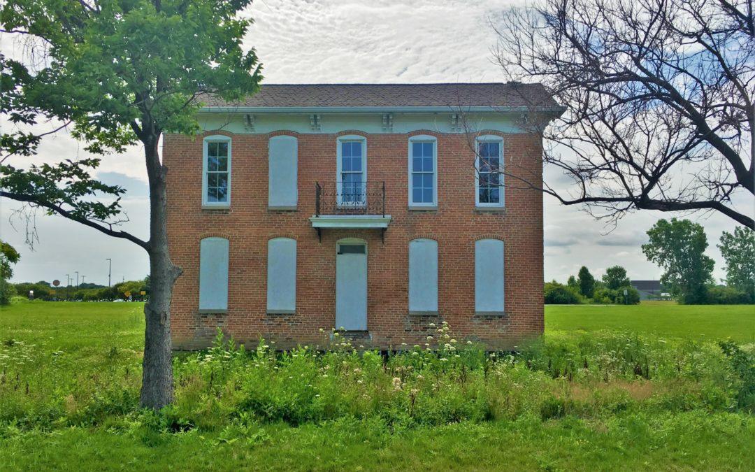 A Glimpse Into the Past: The Kincaid House