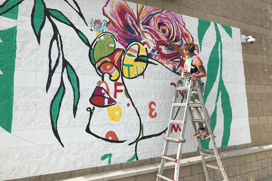 fishers-district-mural