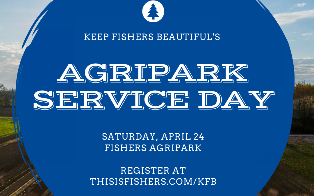 Keep Fishers Beautiful's AgriPark Helpers