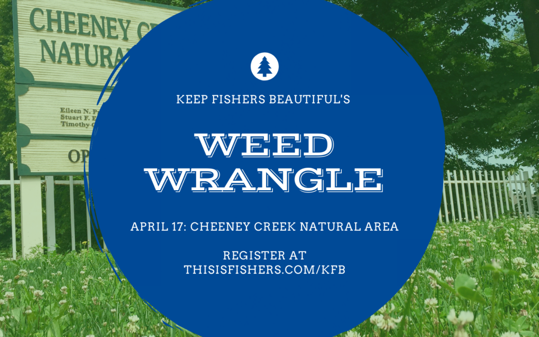 Weed Wrangle: Cheeney Creek Natural Area