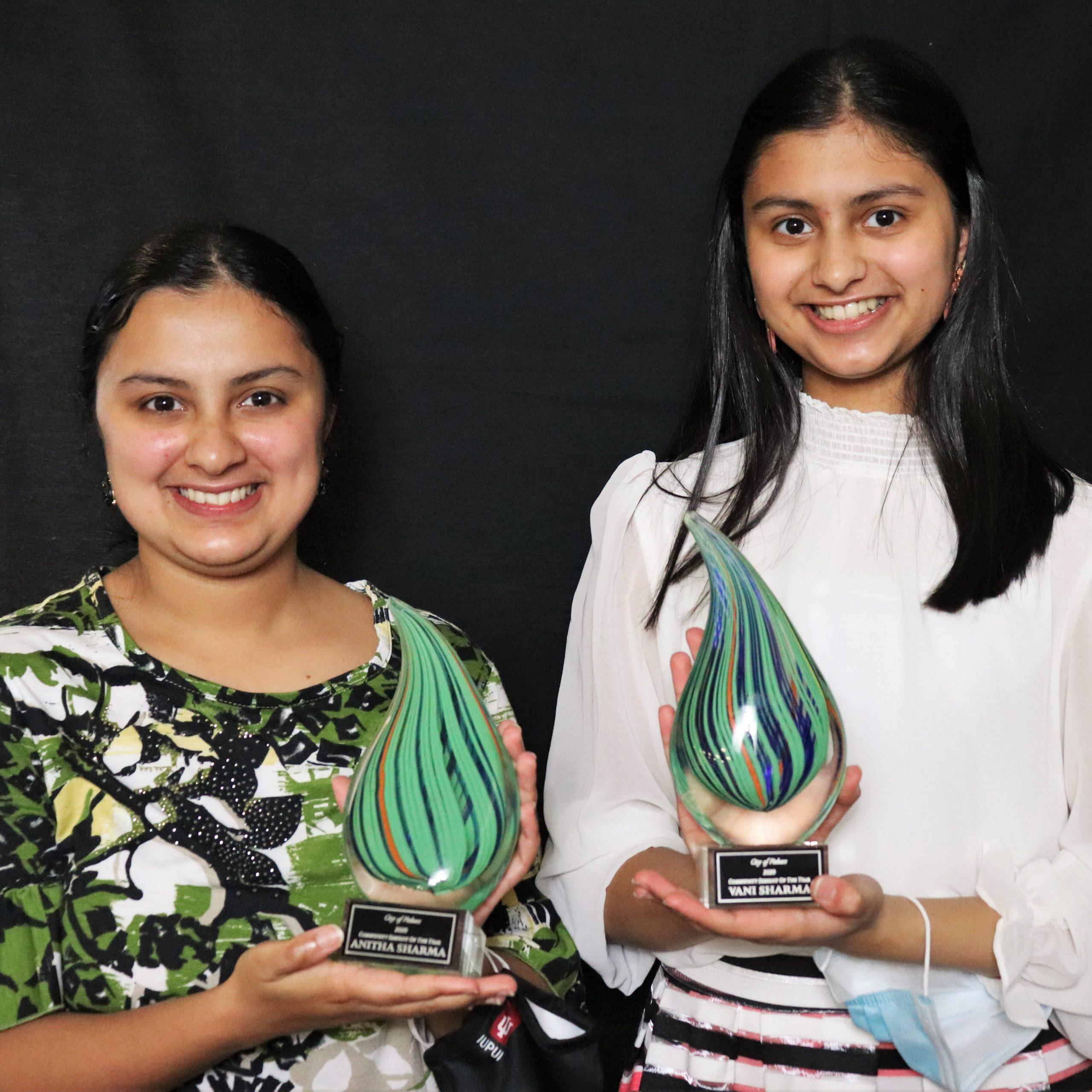 Anitha and Vani