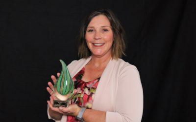 Non-profit Staff of the Year Winner: Jennifer Miller