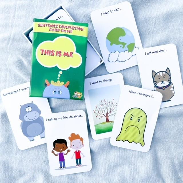Sentence Card Game