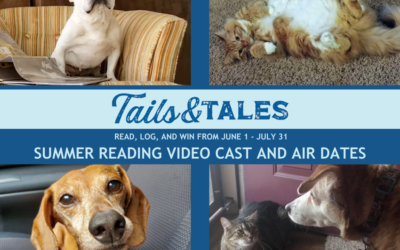 5 Things to Know About HEPL's Tails & Tales Summer Reading Program