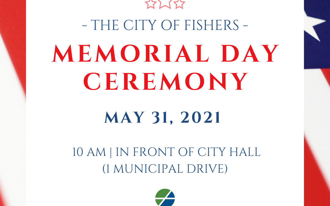 Fishers Memorial Day & Gold Star Families Memorial Monument Dedication