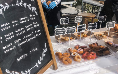 5 Farmers Market Must Have's for Spring