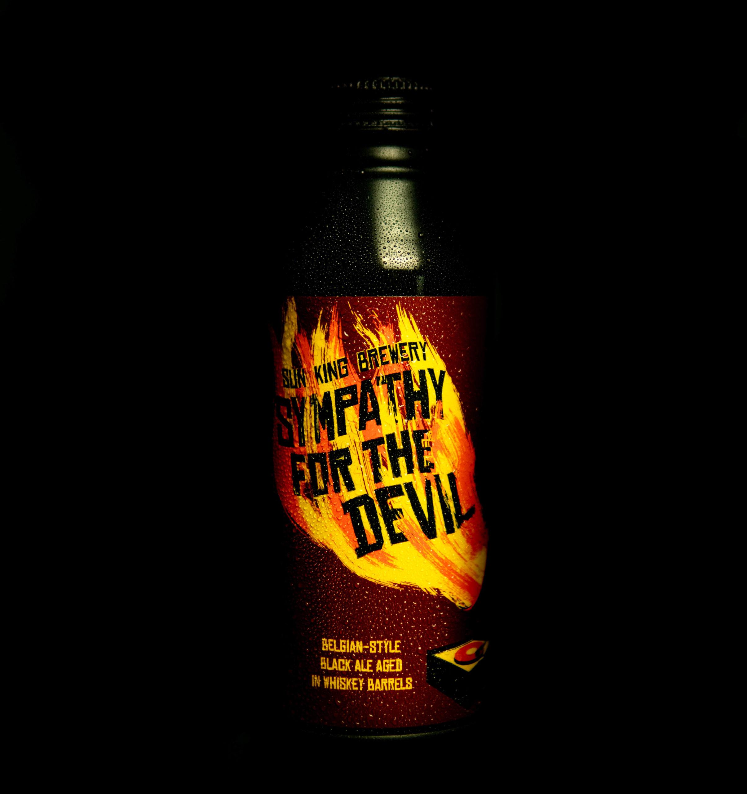 a bottle of sympathy for the devil