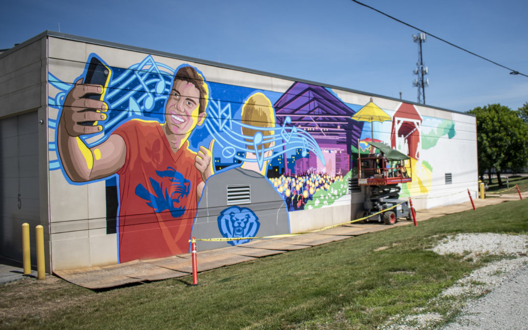 5 Things to Know about the Blazing the Trail Mural