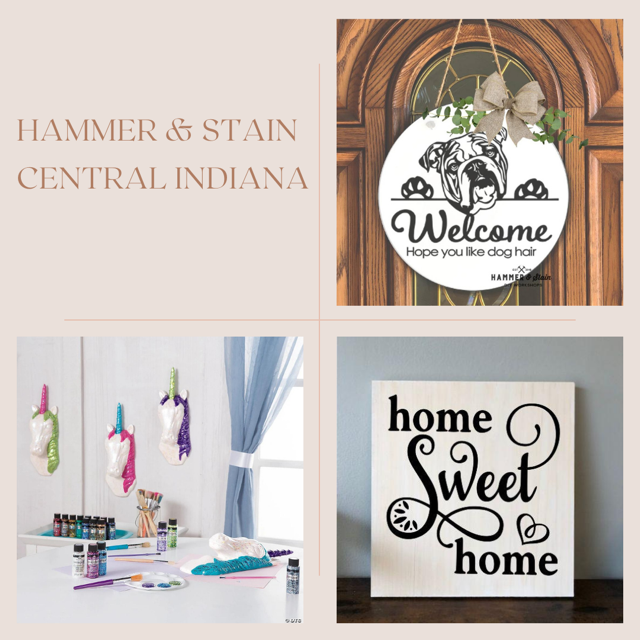 hammer & stain central indiana.