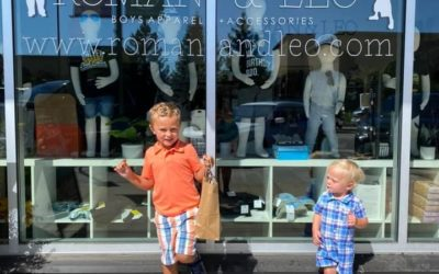 Shop Fishers: Back to School