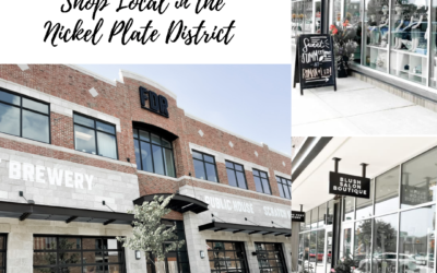 Shop Fishers: Nickel Plate District Guide
