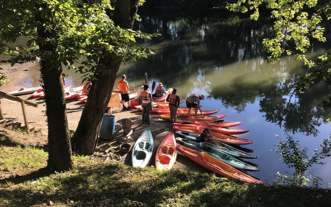 White River Cleanup