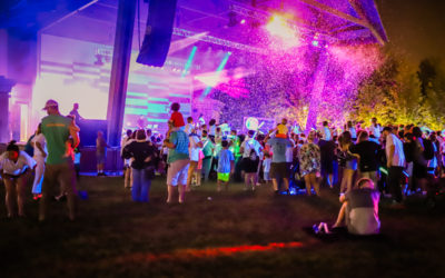 5 Things to Check Out at Glow in the Park