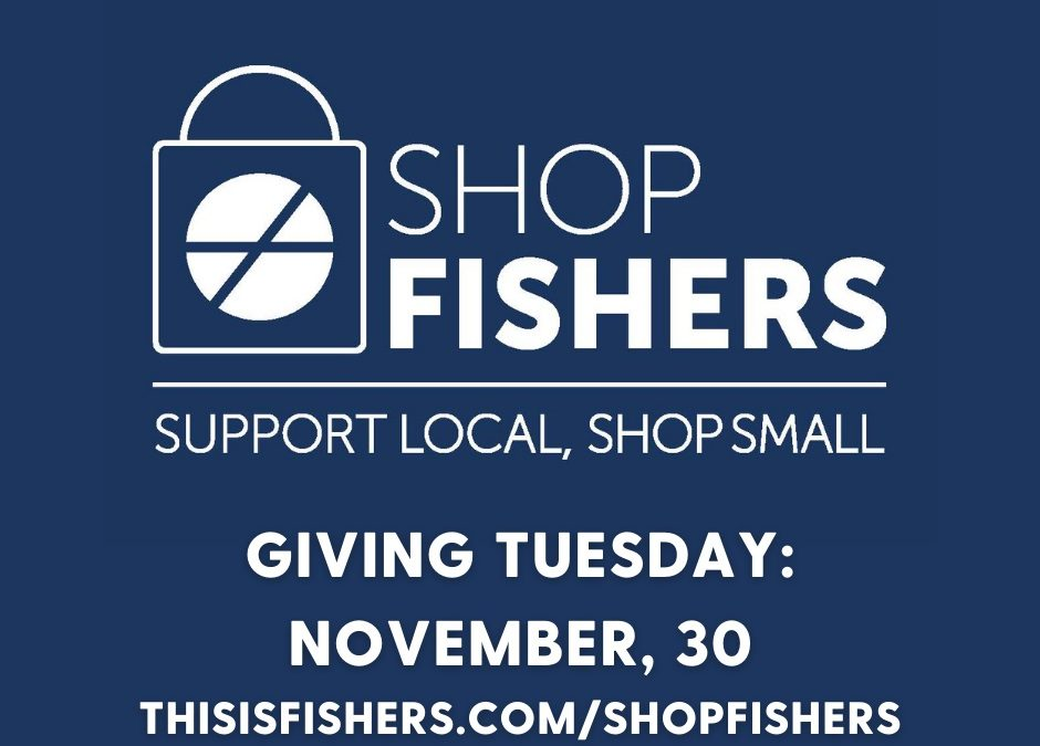 Shop Fishers Giving Tuesday