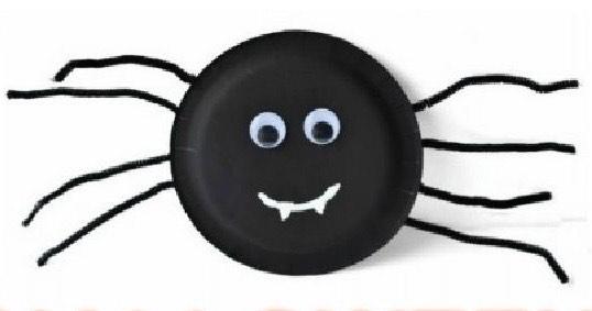 a spider craft